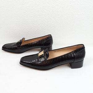 Salvadore Ferragamo Boutique Heels Size 8